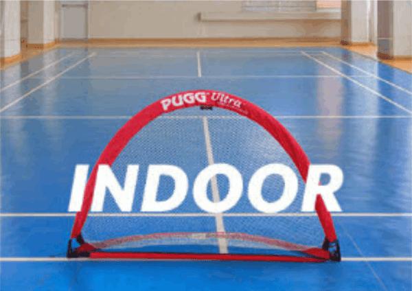 PUGG Ultra Weighted Pop-up Goal Indoor