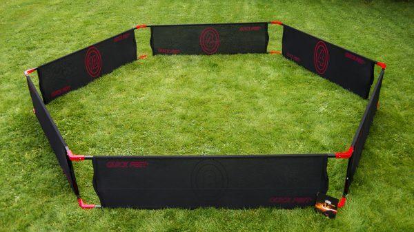 Quickfeet Trainer on Grass