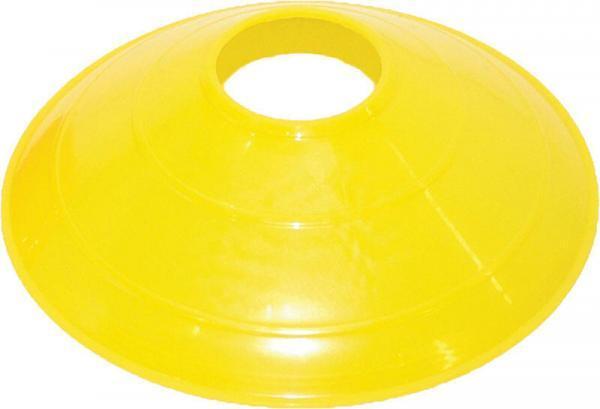 Yellow Disc Cone