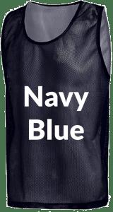 Navy Blue Scrimmage Vests