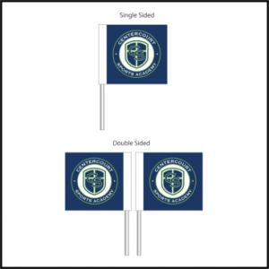 Customized Corner Flags