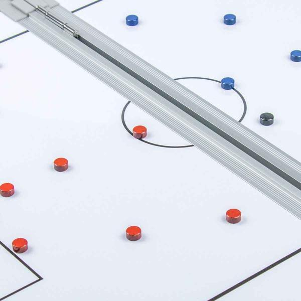 Soccer Hinged Tactic Board With Magnets