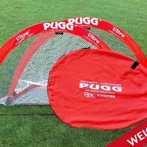 Pair of Ultra Q5 Weighted Pugg Goals
