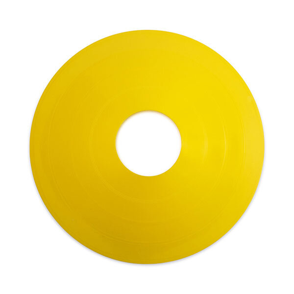 Large Yellow Cone Top