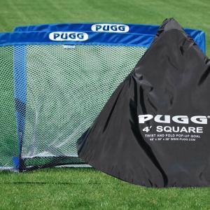 PUGG - A Pair of U90 4ft Pop-Up Goals