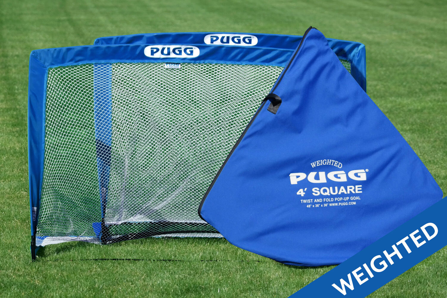 PUGG - Ultra U90 Weighted 4 Footer Pop-Up (Pair)