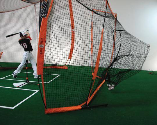 Bownet Baseball Backstop