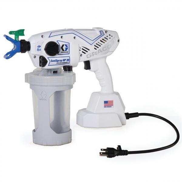 Graco SaniSpray HP 20 Corded Handheld Airless Disinfectant Sprayer