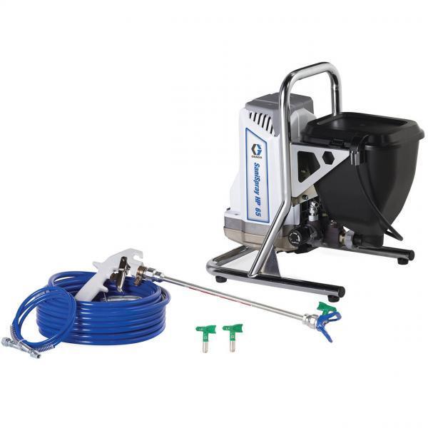 Graco SaniSpray HP 65 Portable Hopper Sprayer Kit
