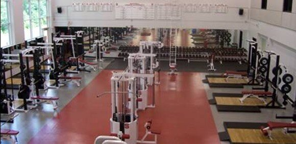 Disinfect your weight rooms