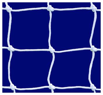 6mm Braided Soccer Net