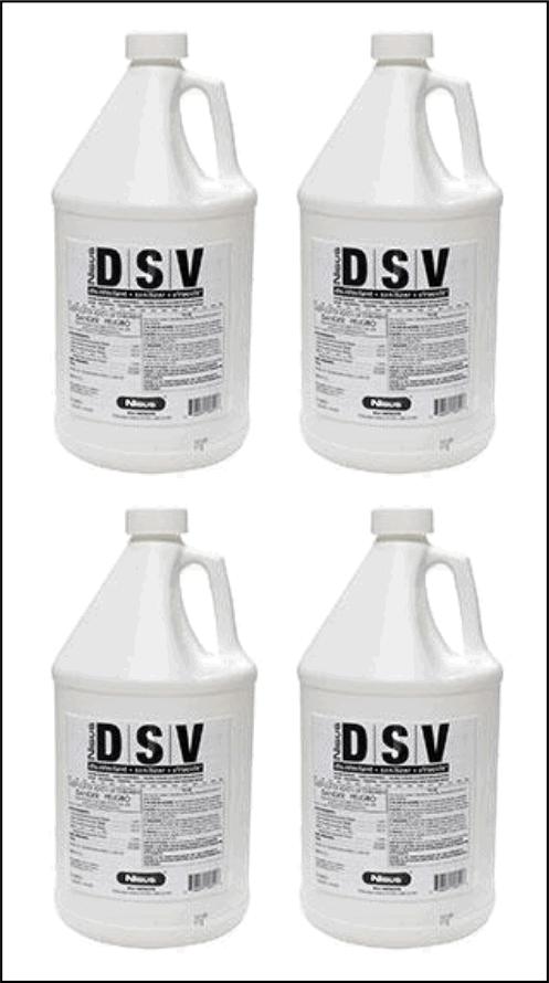 DSV Case (4 Gallons)