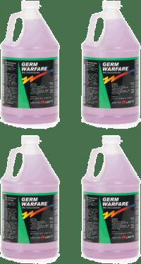TurfDender Germ Warfare - Case