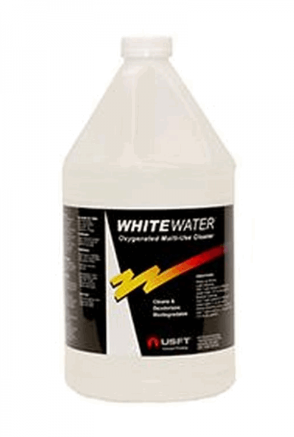 TurfDefender White Water Gallon Container