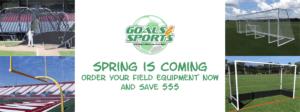 Goals4Sports 2021 Spring Sports Season