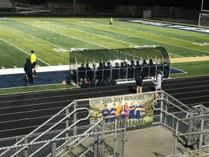 West forsyth High School Team Shelter