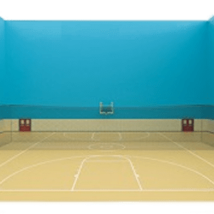 Batting Cage (70'L x 14'W x 14'H) - Quick Set-Up (Indoor)