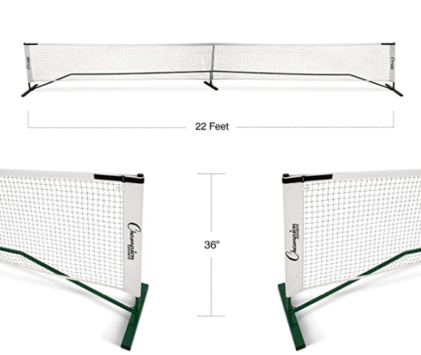 Champion Pickleball Net Dimensions