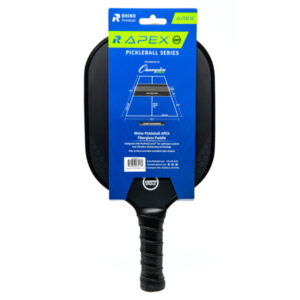 Rhino Apex 100 Pickleball Paddle (USAPA Approved) Retail Packaging