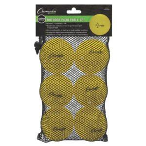 Champion Roto Molded Outdoor Pickleball Balls