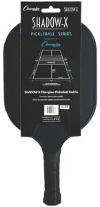 Shadow-X Pickleball Paddle (Retail Packaging)