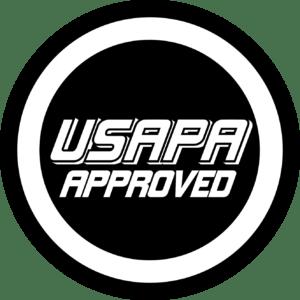Pickleball USAPA Approved Logo
