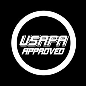 USAPA Approved Logo