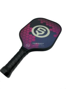 UltimateShot Pickleball Paddle - Pink