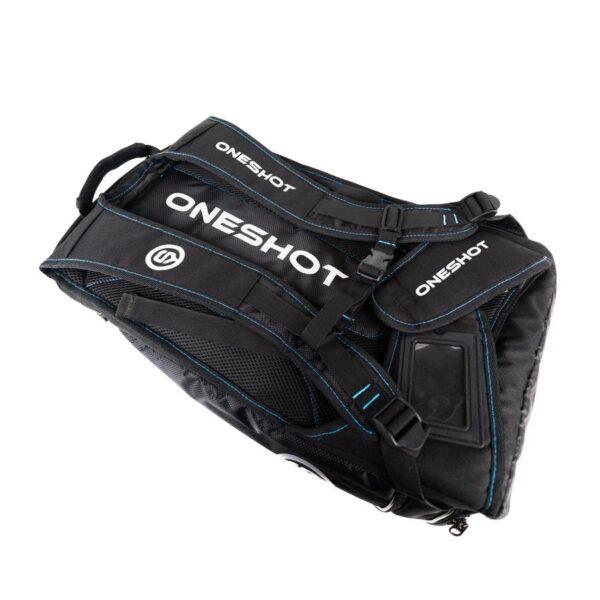 OneShot Pickleball Pro Backpack - Shoulder Straps