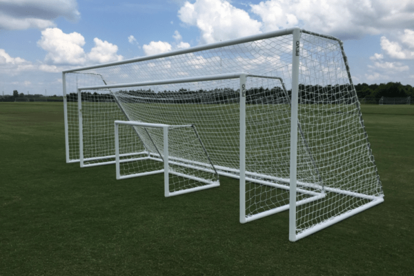 Size of a Soccer Goal