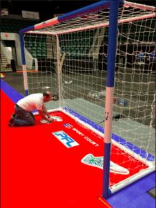 Professional Futsal Goal