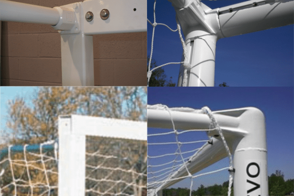Style of a Soccer Goal