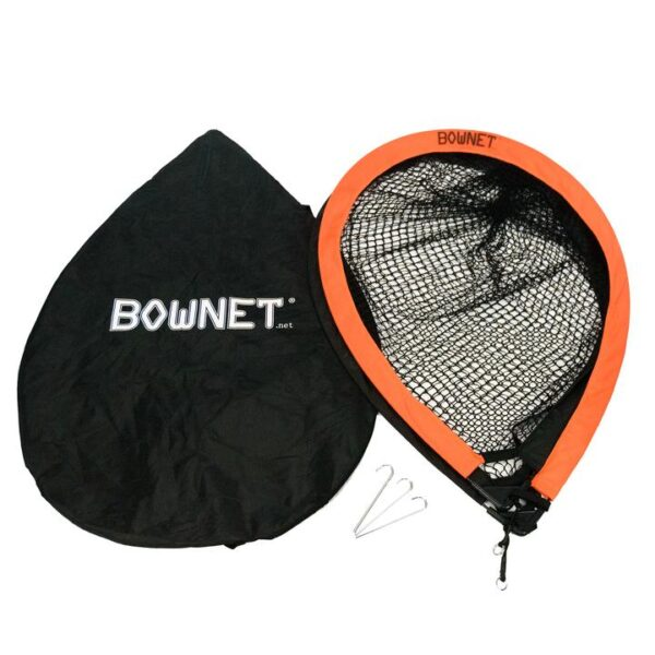Bownet 6ft Pop-up Goal Folded with Bag